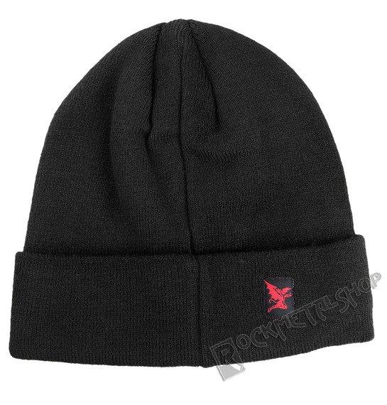 czapka zimowa BLACK SABBATH - LOGO