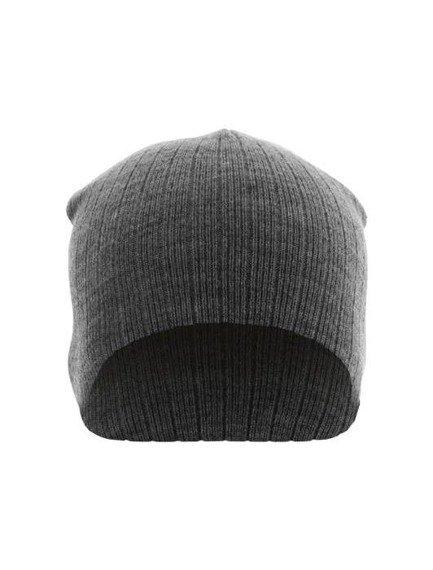 czapka zimowa MASTERDIS - BEANIE REGULAR GREY