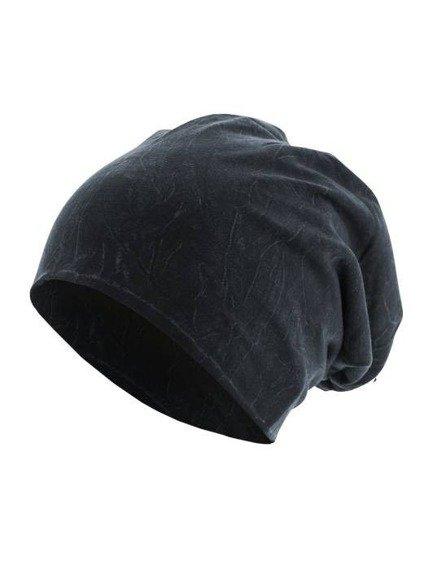 czapka zimowa MASTERDIS - STONEWASHED JERSEY NAVY