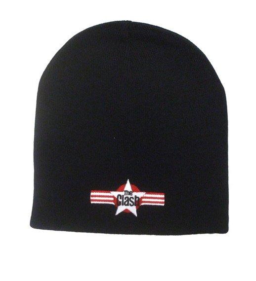 czapka zimowa THE CLASH