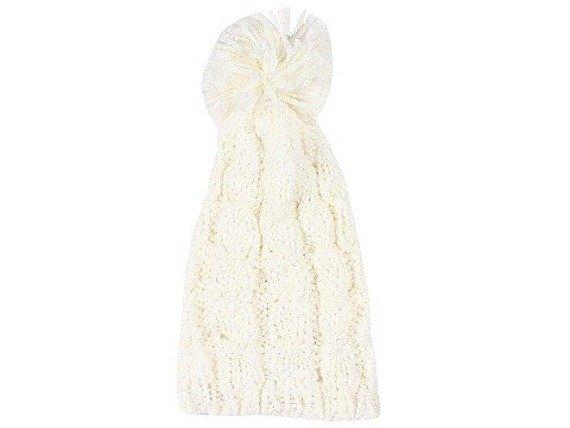 czapka zimowa damska ETNIES - FOXXY BEANIE (WHITE) 09'