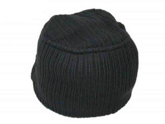 czapka zimowa z daszkiem FROM FIRST TO LAST - MULTRIBBED