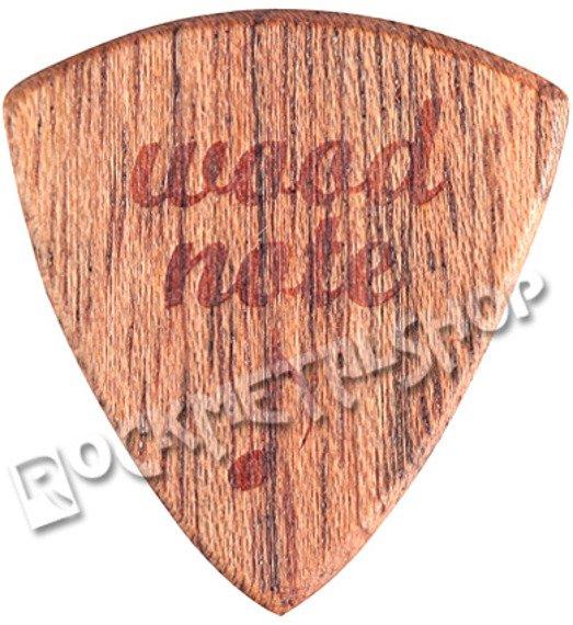 drewniana kostka do gitary WOODNOTE Jazz Shield - ETIMOE