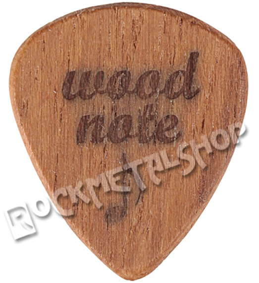 drewniana kostka do gitary WOODNOTE Tearwood - TEAK