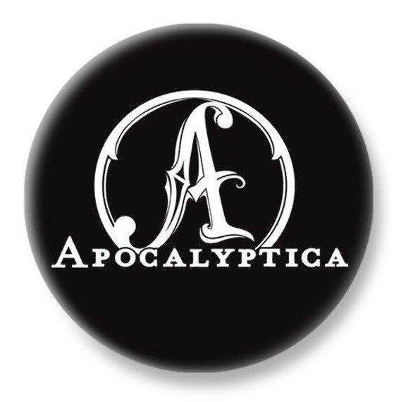 duży kapsel APOCALYPTICA - LOGO