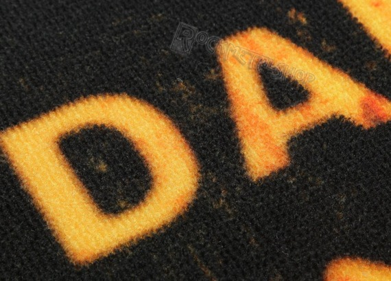dywanik AC/DC - DANGER (80x120 cm)