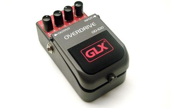 efekt gitarowy GLX Overdrive OD-100