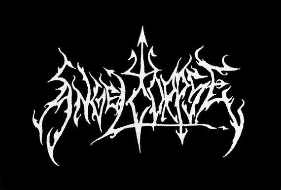 ekran ANGELCORPSE - WHITE LOGO