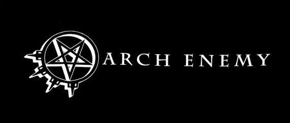 ekran ARCH ENEMY- LOGO