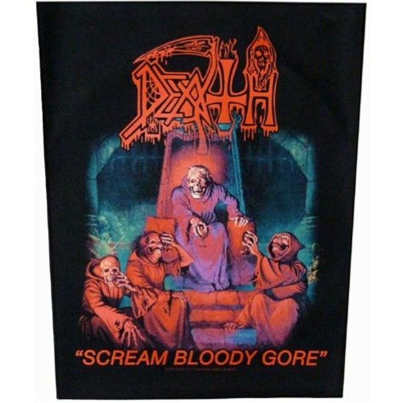 ekran DEATH - SCREAM BLOODY GORE
