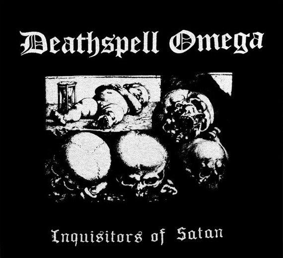 ekran DEATHSPELL OMEGA - INQUISITORS OF SATAN