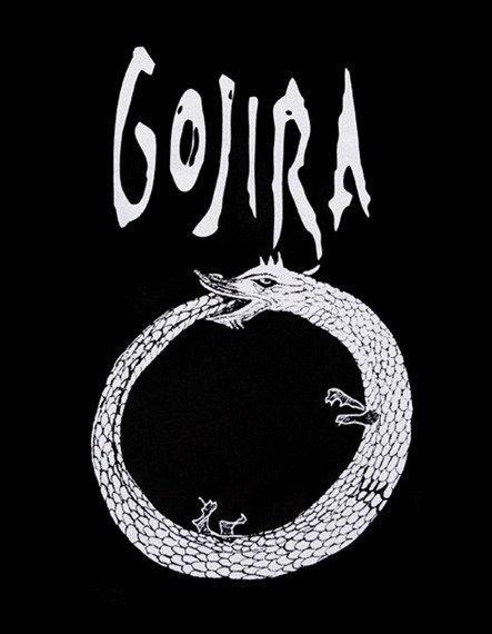 ekran GOJIRA - DRAGON