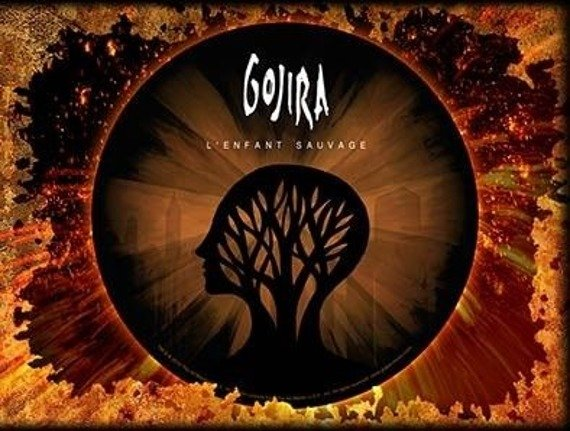 ekran GOJIRA - L'ENFANT SAUVAGE