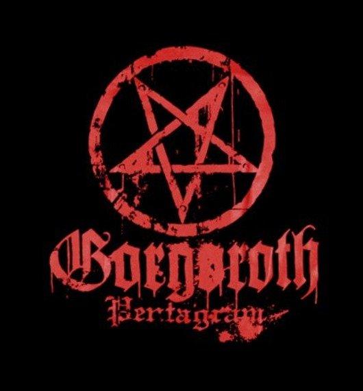 ekran GORGOROTH - RED PENTAGRAM
