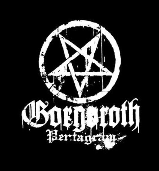 ekran GORGOROTH - WHITE PENTAGRAM