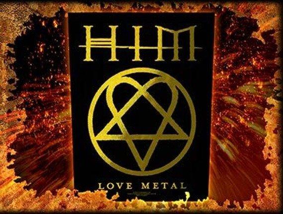 ekran HIM - LOVE METAL