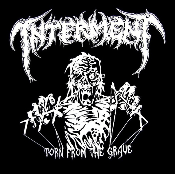 ekran INTERMENT - TORN FROM THE GRAVE