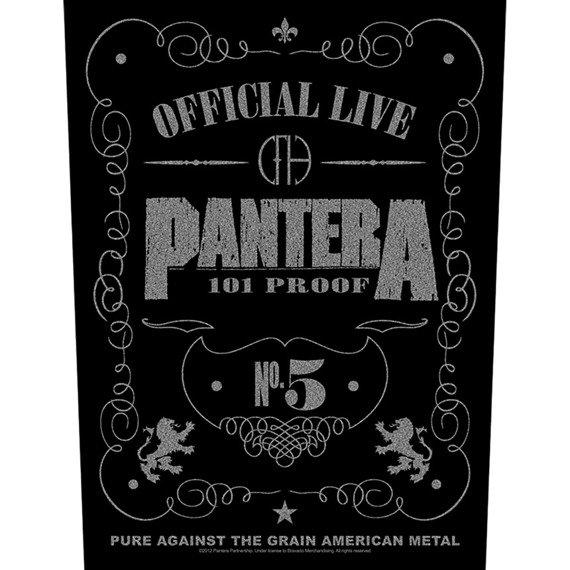 ekran PANTERA - 101% PROOF