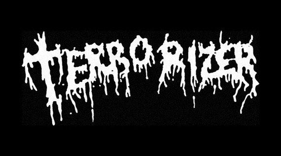ekran TERRORIZER - LOGO