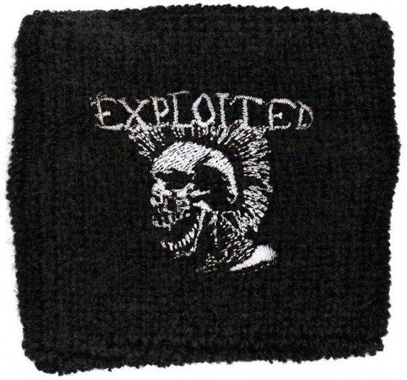 frotka na rękę THE EXPLOITED - MOHICAN SKULL