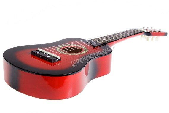 gitara 1/2 dla dzieci RED BURST