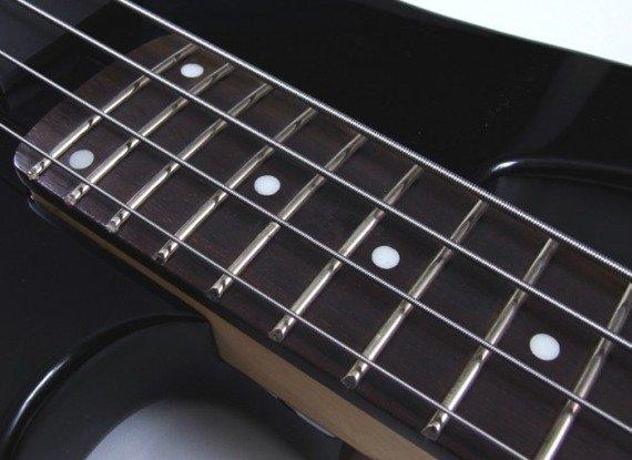 gitara basowa VISION JB8-B - CZARNA