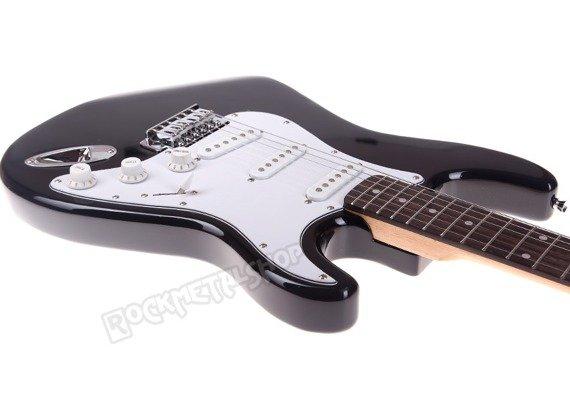 gitara elektryczna CRAFTMAN KST-38R/BLK