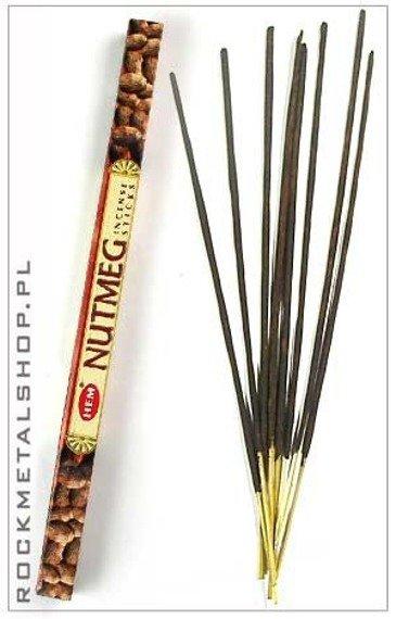 kadzidełka długie NUTMEG