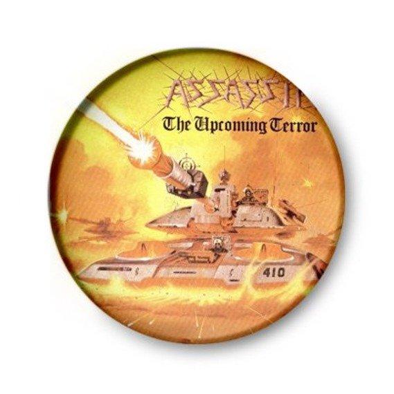 kapsel ASSASSIN - THE UPCOMING TERROR