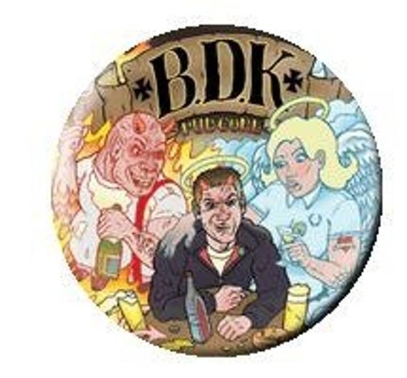 kapsel B.D.K.- Okładka