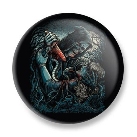 kapsel BLACK ICON - MURDER (KICON026)