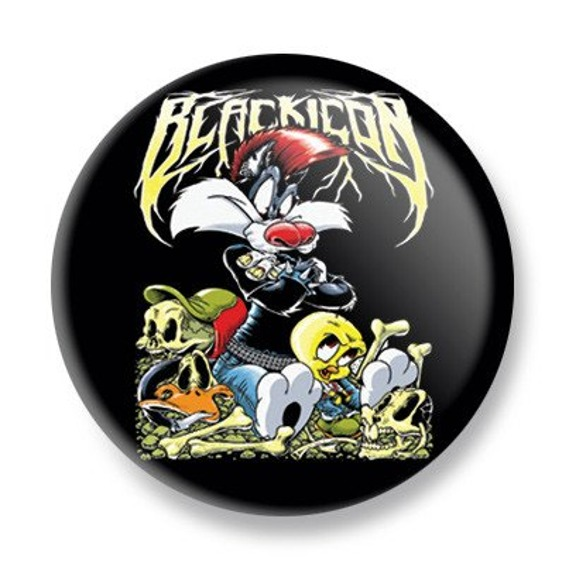 kapsel BLACK ICON - TWEETY (KICON124)