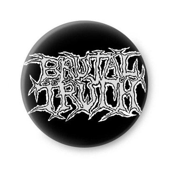 kapsel BRUTAL TRUTH - LOGO