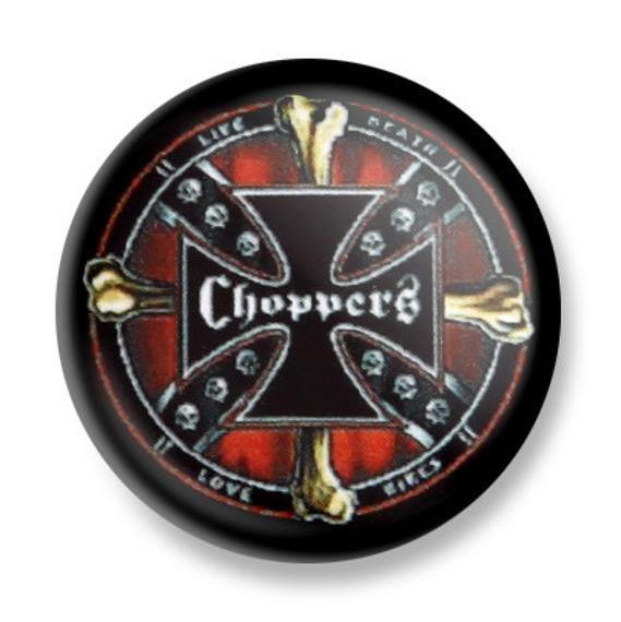 kapsel CHOPPERS Ø25mm