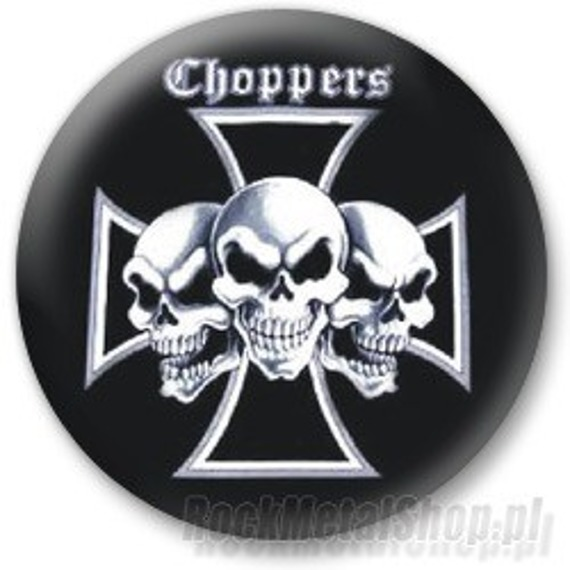 kapsel CHOPPERS średni