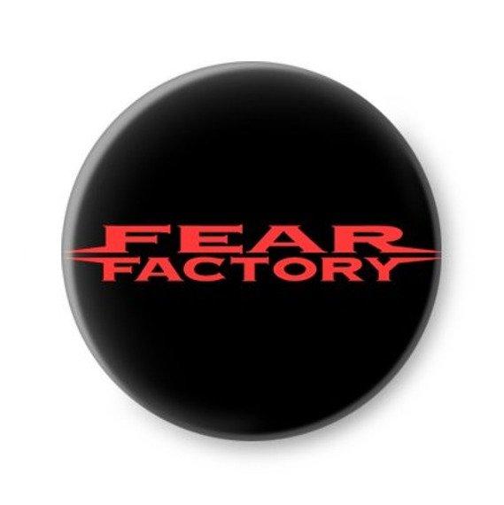 kapsel FEAR FACTORY - LOGO