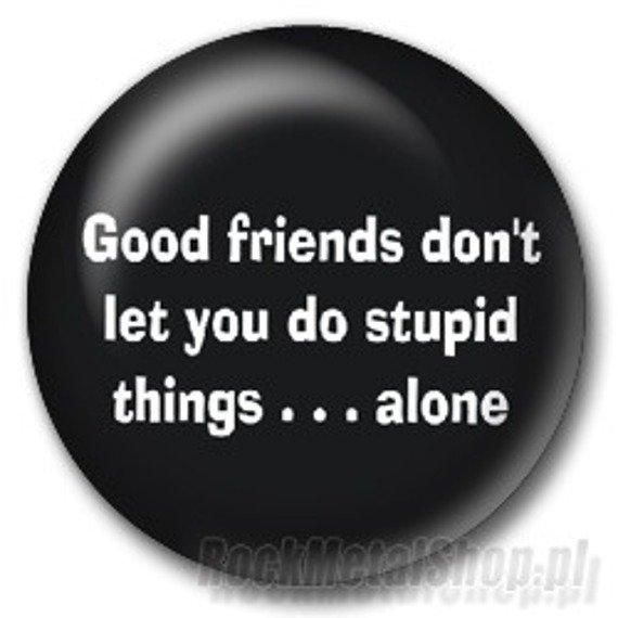 kapsel GOOD FRIENDS... średni