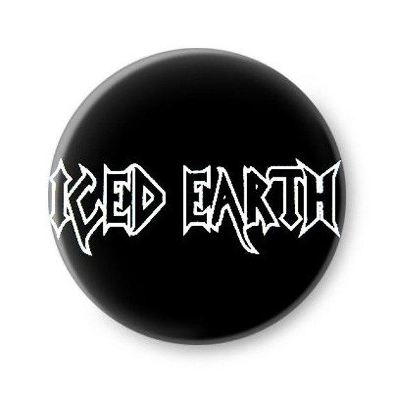 kapsel ICED EARTH - LOGO