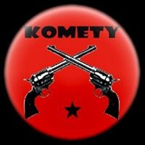 kapsel KOMETY - PISTOLETY