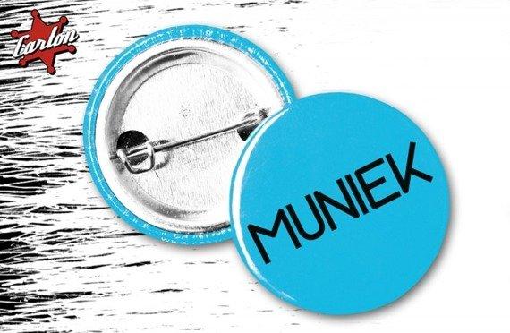 kapsel MUNIEK - MUNIEK blue