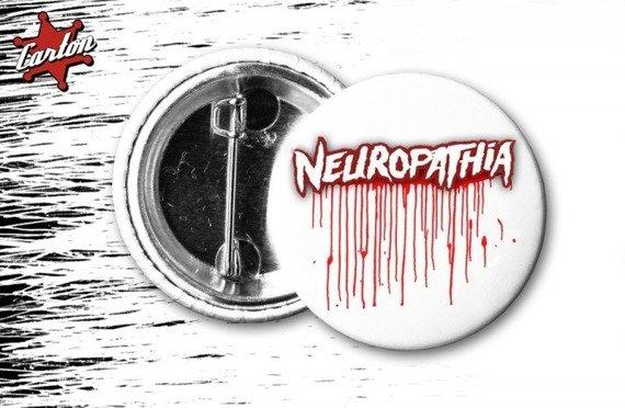 kapsel NEUROPATHIA - LOGO CZASZKI