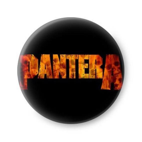 kapsel PANTERA - FLAMING LOGO