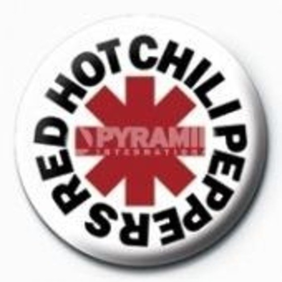 kapsel RED HOT CHILI PEPPERS - LOGO