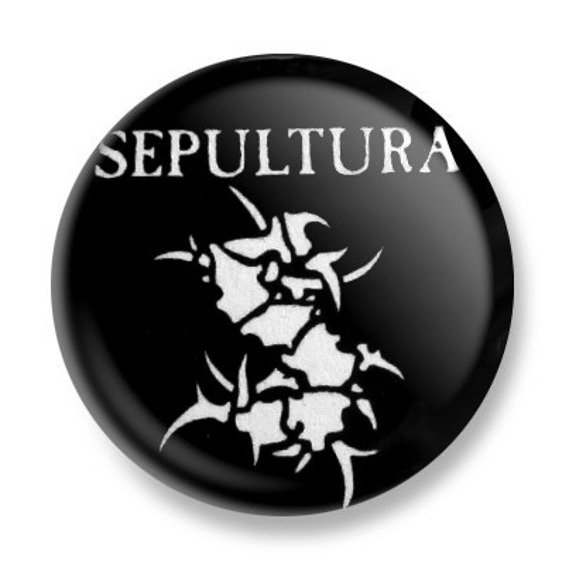 kapsel SEPULTURA - LOGO