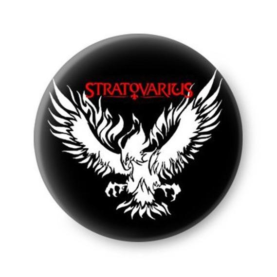 kapsel STRATOVARIUS - EAGLE