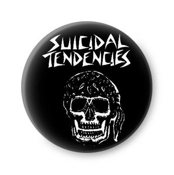 kapsel SUICIDAL TENDENCIES