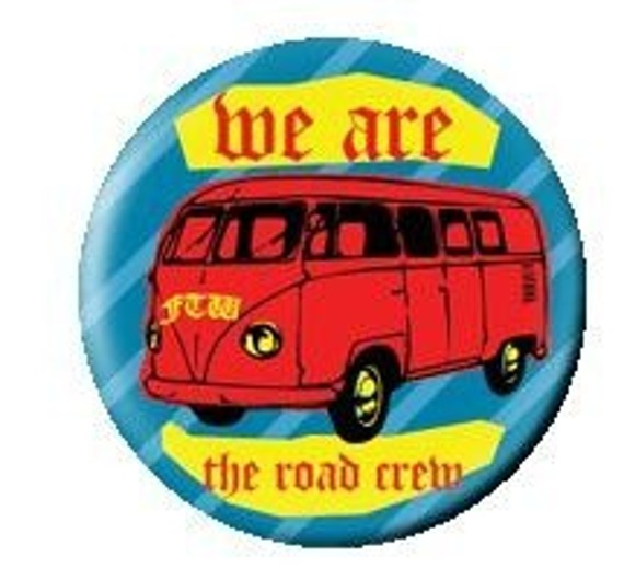 kapsel THE ROAD CREW