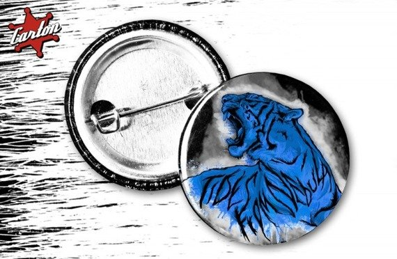 kapsel TIDES FROM NEBULA - TIGER BLUE