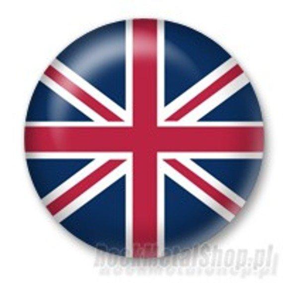 kapsel U.K. FLAG Ø25mm