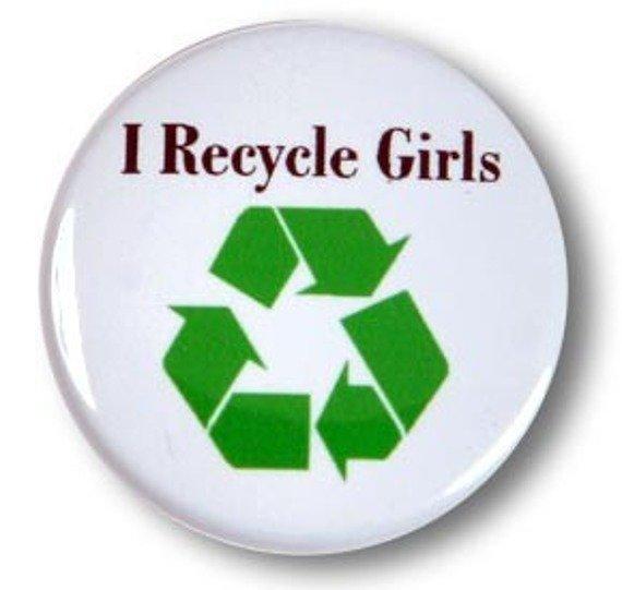 kapsel mały I RECYCLE GIRLS